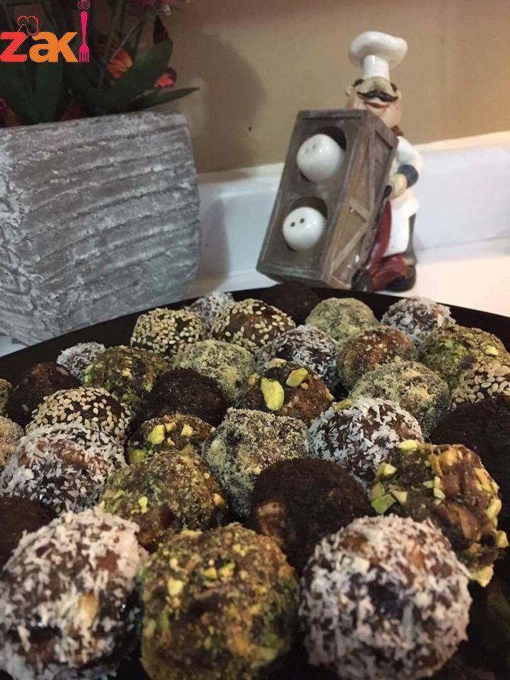 طريقة عمل التمرية الملكية لضيافة عيد الأضحى المبارك في أقل من 5 دقائق زاكي Food Pictures Arabic Sweets Arabic Food