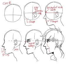 Resultado De Imagen Para Drawing Of A Man S Profile Guy Drawing Drawing Tutorial Drawing Reference