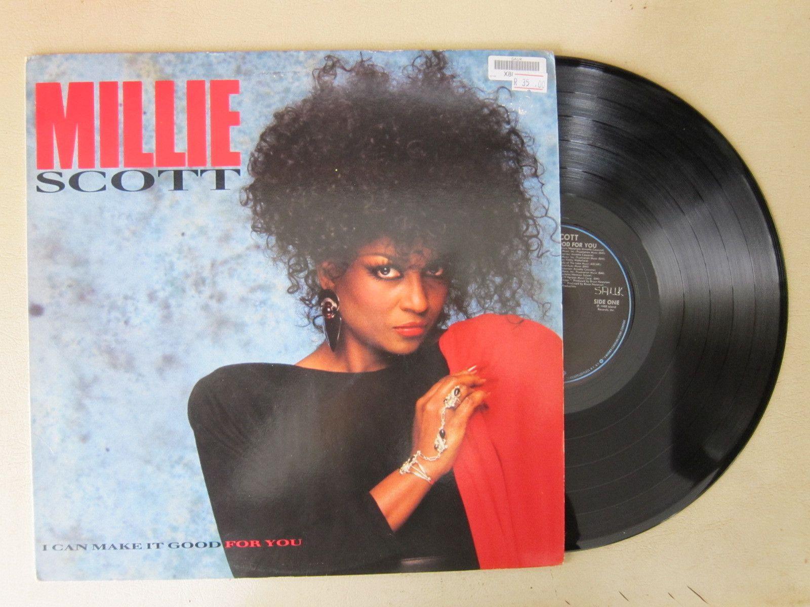Buy LP Vinyl MILLIE SCOTT - I CAN MAKE IT GOOD FOR YOUfor R69.00