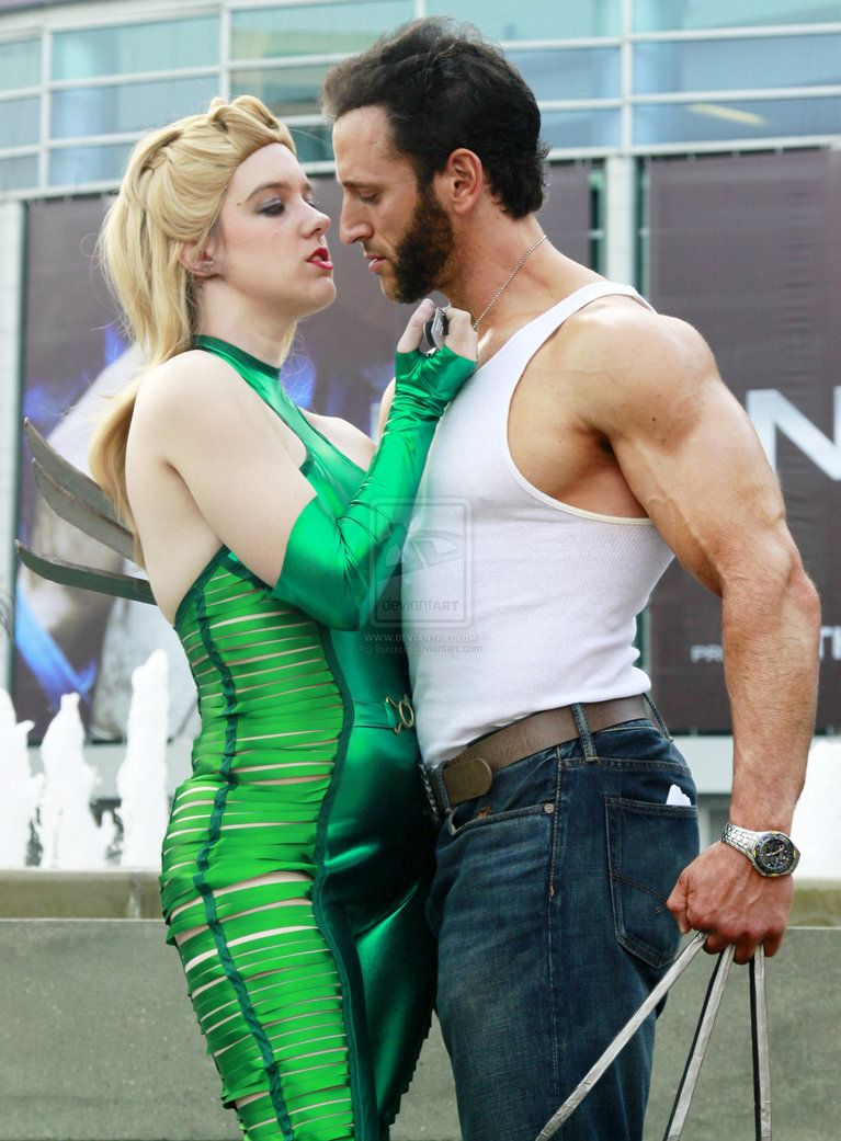 X-Men The Wolverine Viper Costume Ophelia Sarkissian Cosplay Halloween Outfit