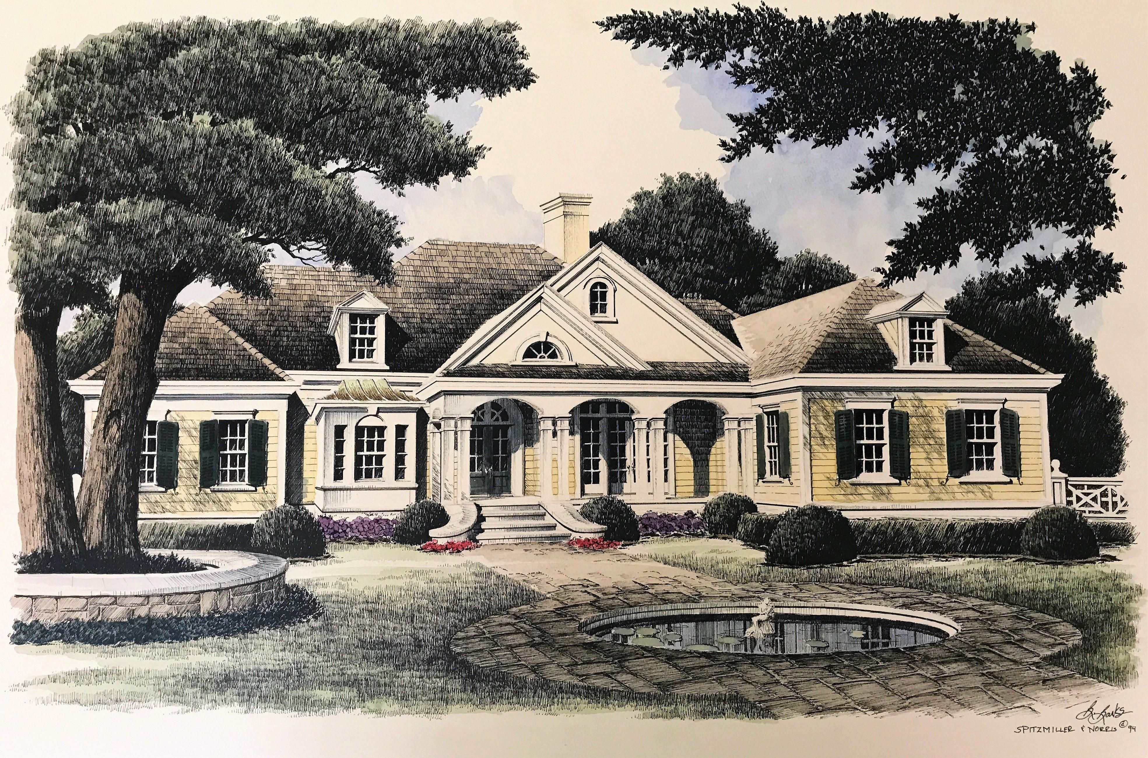 Interior Design Ideas280 Saleprice 47 French Cottage Southern Living House Plans House Plans