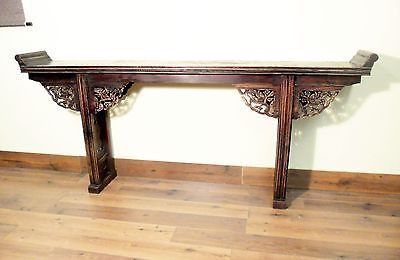 Antique Chinese Altar Table (5540), Circa 1800 1849