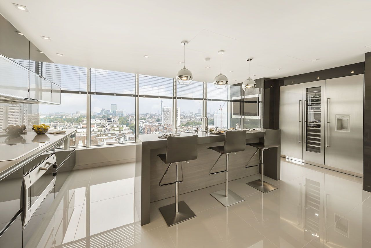 Luxury London Apartment
