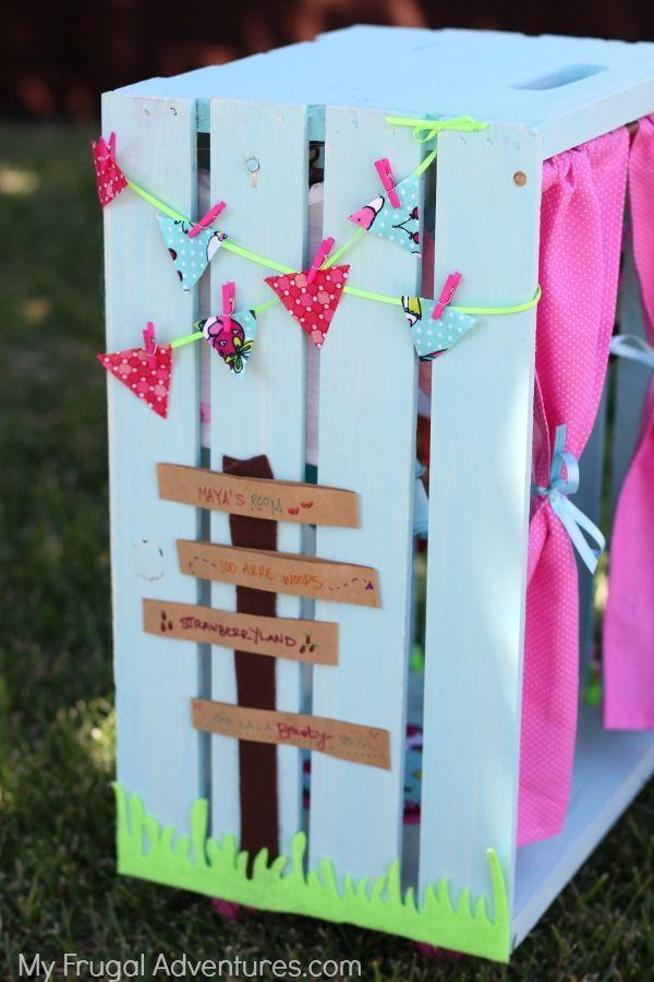 DIY American Girl Doll Closet - My Frugal Adventures