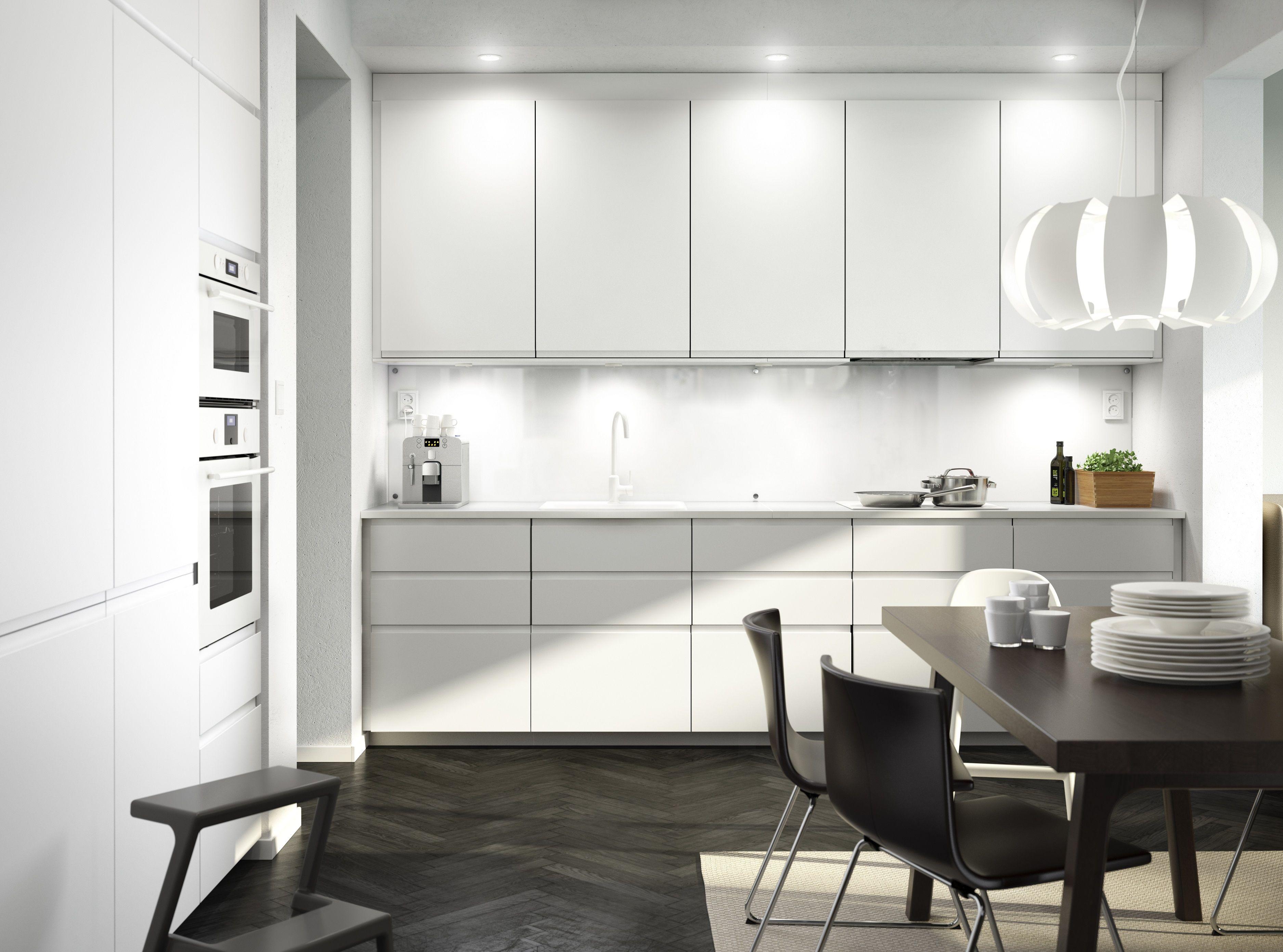 Metod Keuken Ikea : Ikea keukens greeploos speciaal galerij van keuken ikea