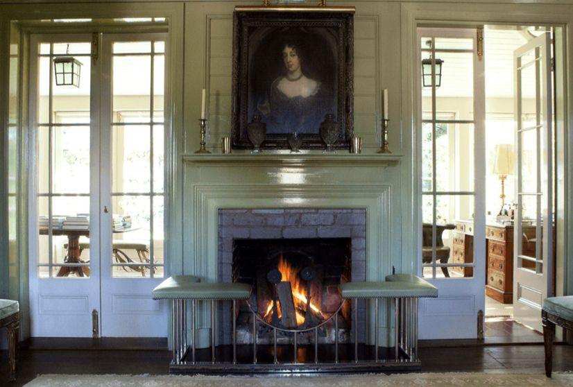 Interior designer Stuart Rattle, internal doors For the Home