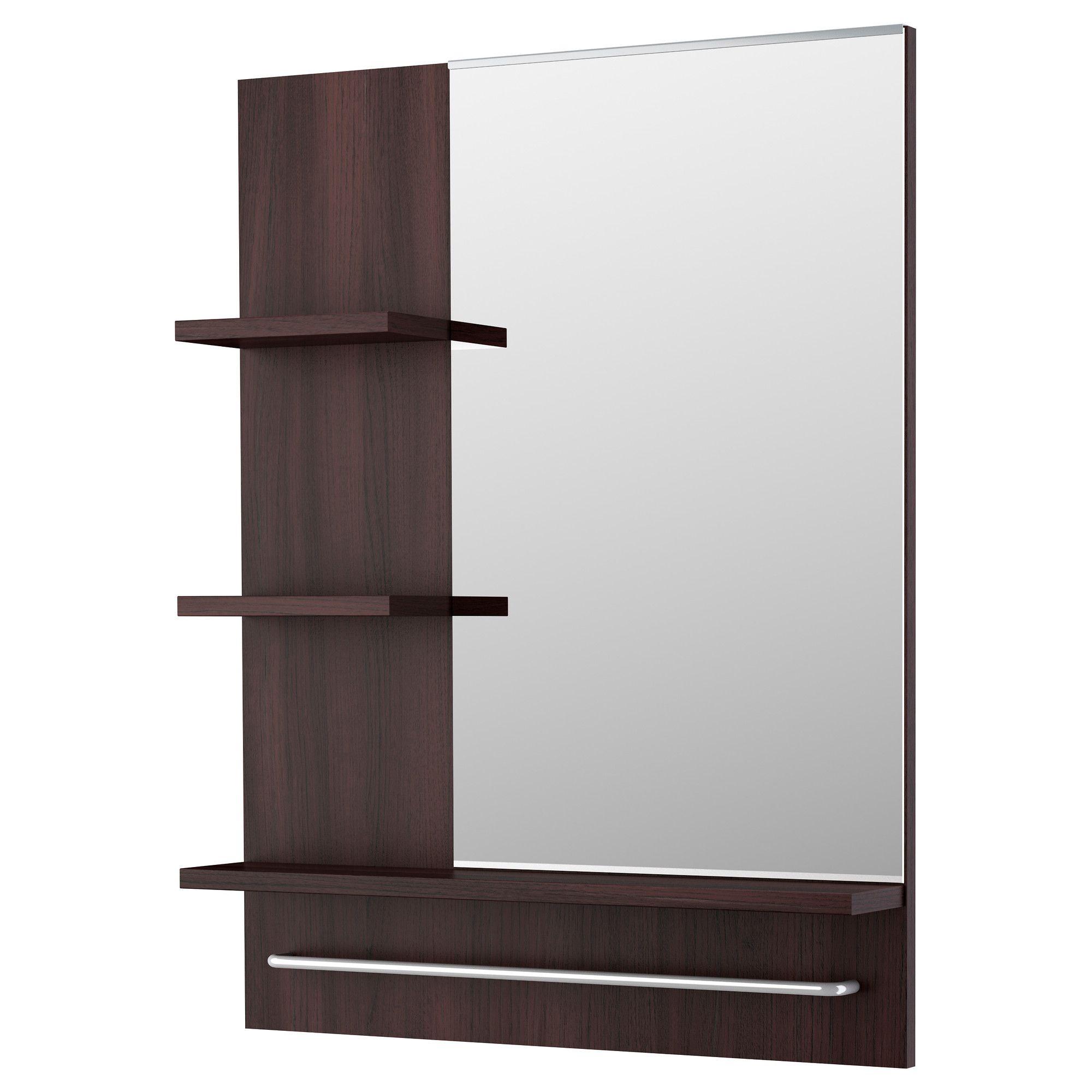 Us Furniture And Home Furnishings Ikea Bathroom Mirror Bathroom Mirror With Shelf Modern Bathroom Mirrors