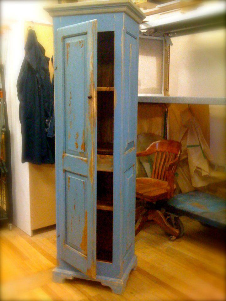 reproduction armoire \ - peindre une armoire en bois