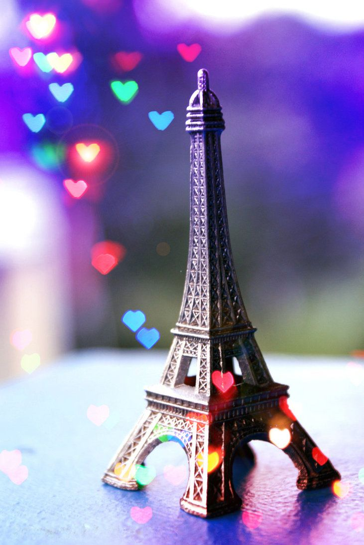 Eiffel Tower Cute Wallpaper