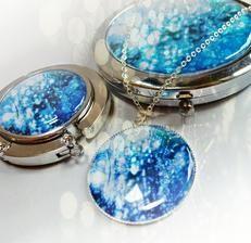 Handmade accessories for women - Handmade doplňky pro ženy #handmade #accessories #modrykonik