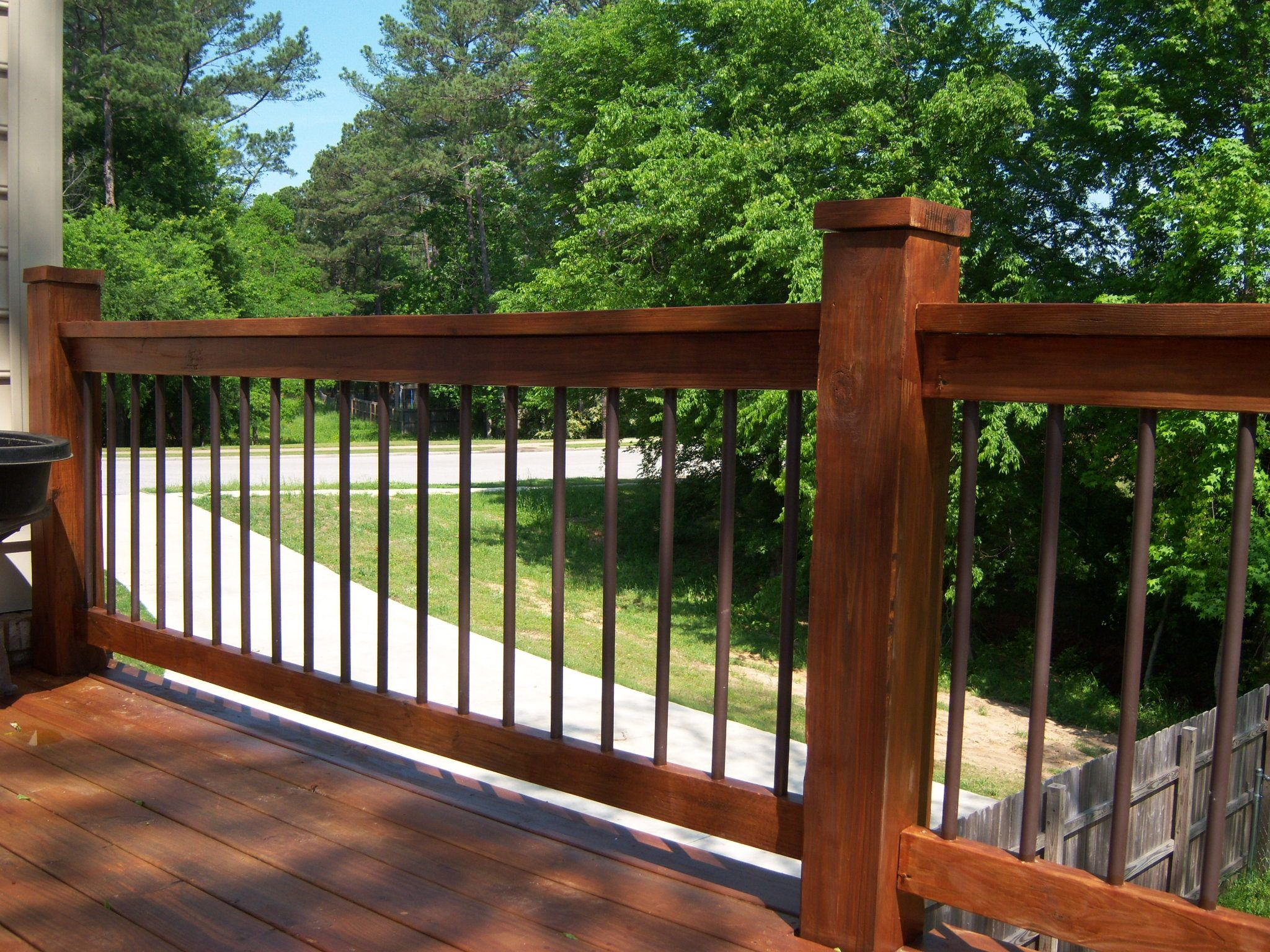 Best Pvc Deck Spindles Something I Come Up With Once I Quoted 400 x 300