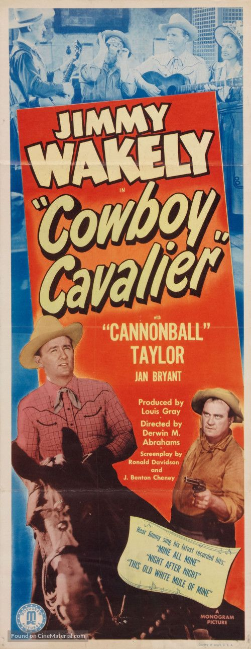 Download The Cowboy Cavalier Full-Movie Free
