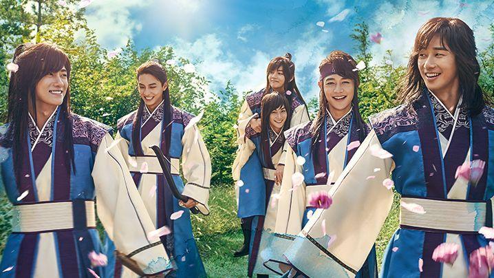 Fresh Releases Viu Hwarang V Hwarang Hyung Sik