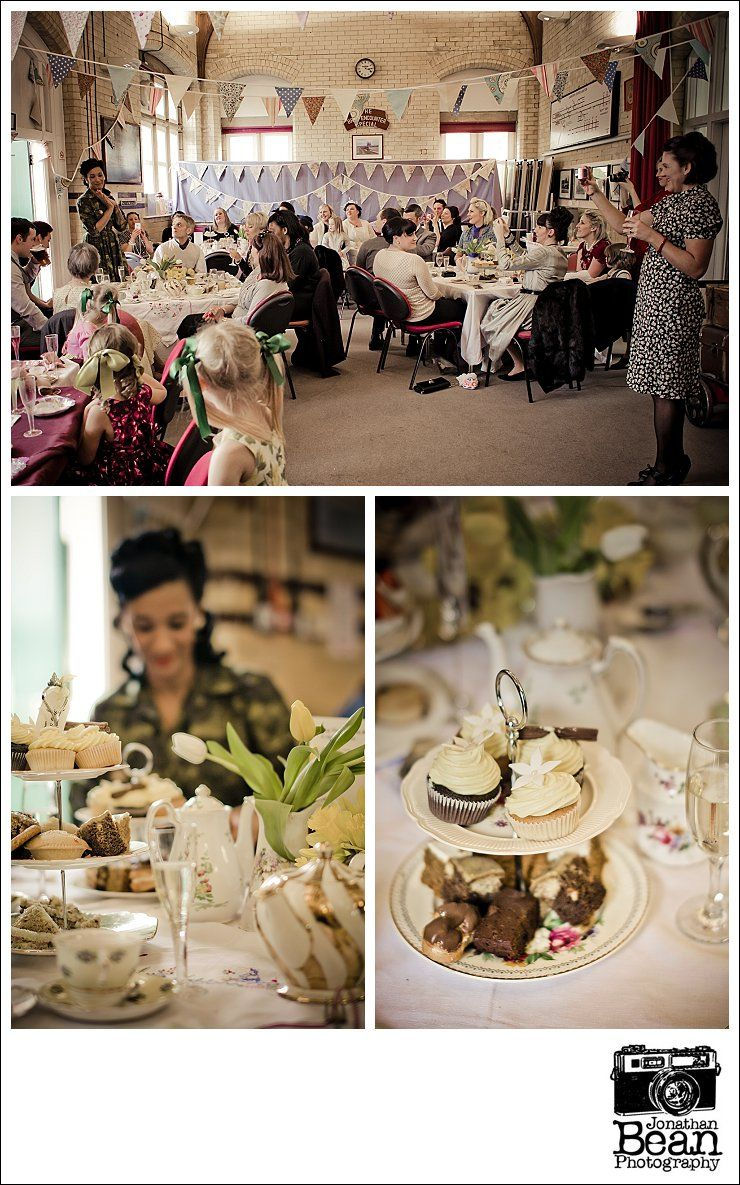 40 S Theme Tablescape 1940s Party Vintage Birthday Parties 80th Birthday Party