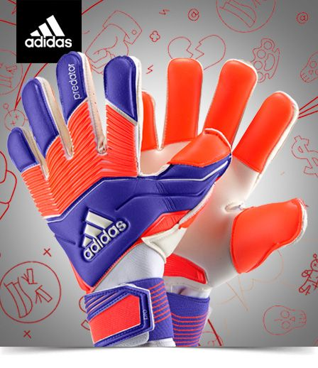 new concept 0a4fd a06ae goalkeeper gloves adidas predator pro