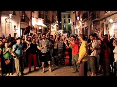 DAMARJASIL: Bongo Botrako - Todos los días sale el sol (Videoc...