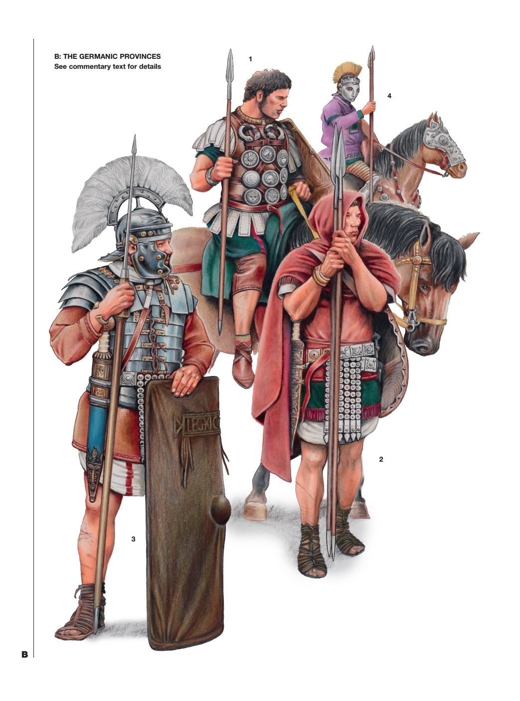 Roman Army Units in the Western Provinces (1) 31 BC–AD 195 ...