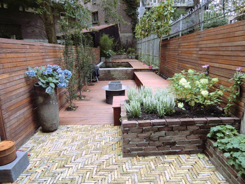 Afbeeldingsresultaat voor kleine tuin aanleggen tuin for Aanleg kleine tuin