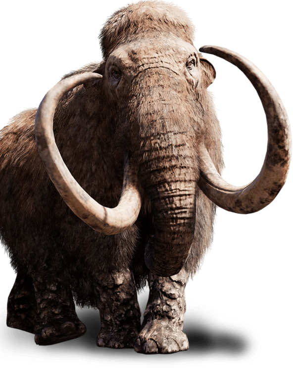Far Cry Primal Legend Of The Mammoth Dlc Pc Prehistoire Et Animaux