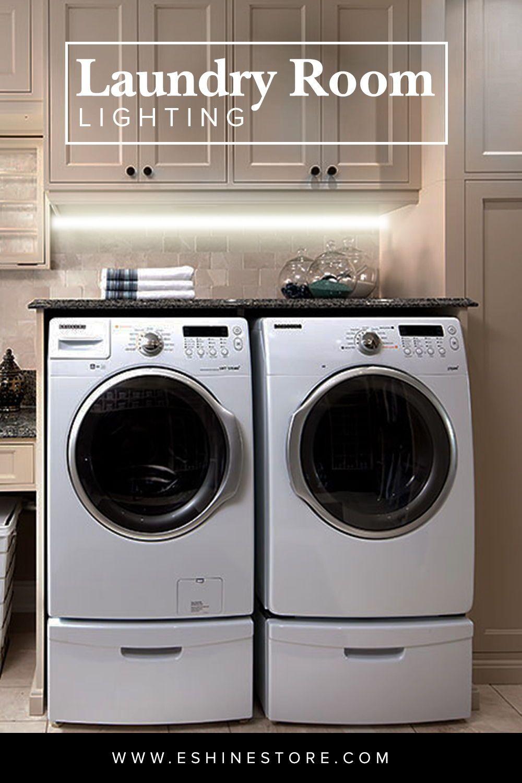 Laundry Room Lighting In 2020 Laundry Room Lighting Kitchen Led Lighting Lighting Solutions