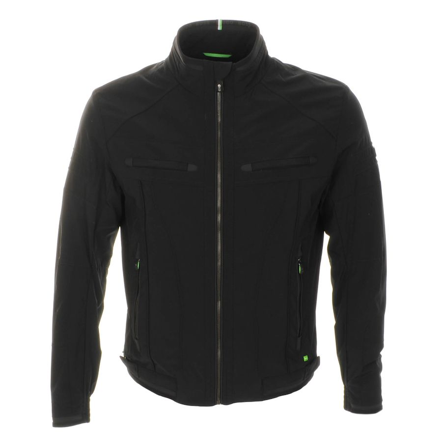 HUGO BOSS > HUGO BOSS Green Jesco 4 Jacket Black > Hugo ...