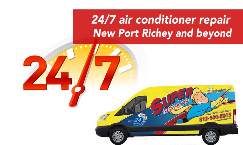 24 Hour AC Repair New Port Richey Port Richey Holiday
