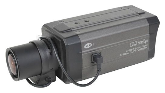 KPC131C a Box Type Camera with 1.3 MP High Defintion