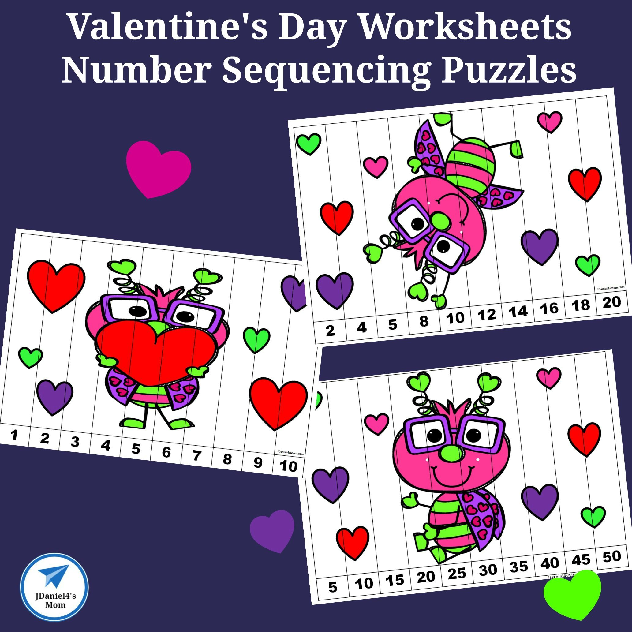 Valentine S Day Worksheets