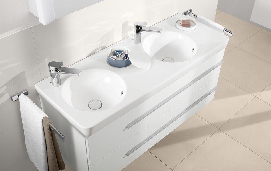 Villeroy\Boch Joyce Waschtischschrank Badezimmer Pinterest - badezimmer villeroy und boch