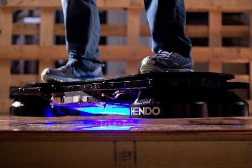 Futuristic Vehicle Hendo Hoverboards Real Hoverboard Hendo