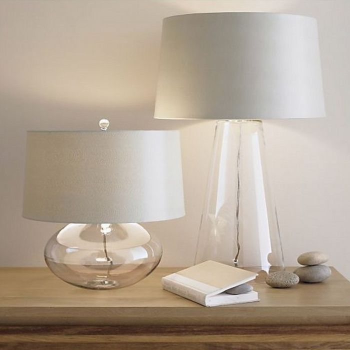 Glass Base Table Lamps Zak Table Lamp  Home Decor  Pinterest  Glass Table Lamps Glass