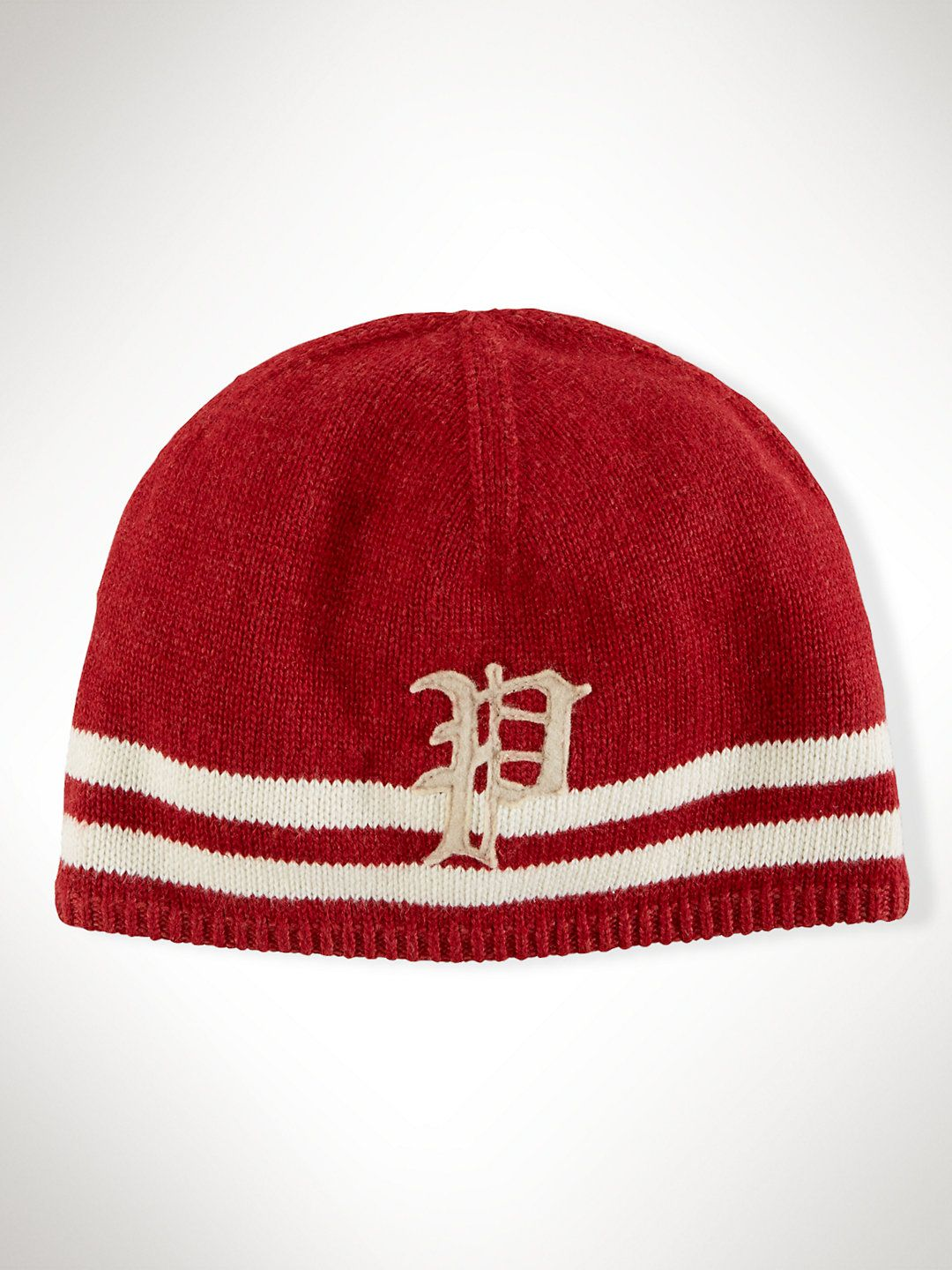 Varsity Cotton Skull Hat - Accessories   Boys 2–7 - RalphLauren.com