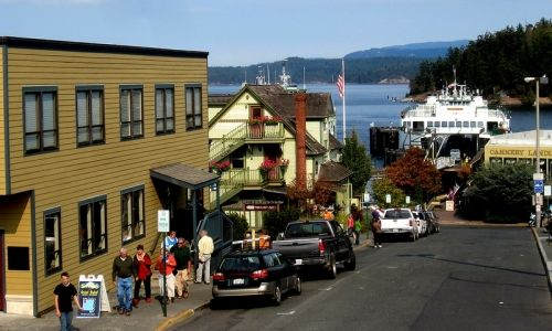 Visit Friday Harbor Washington San Juan Island Vacations Hotels