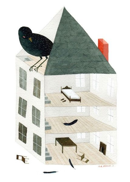 """Starling House"" by Alan Brown"