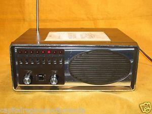 Vintage 1976 Bearcat 8 Model 8 Scanner Reciever New York