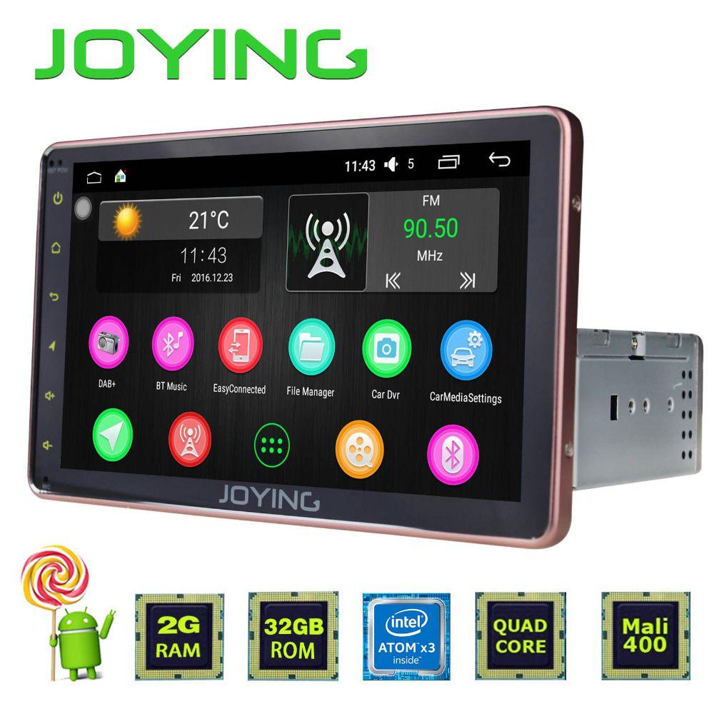 Car color kit - Joying Latest 2gb Ram Muilti Color Kit Single 1 Din 8 Android 5 1 Car Audio