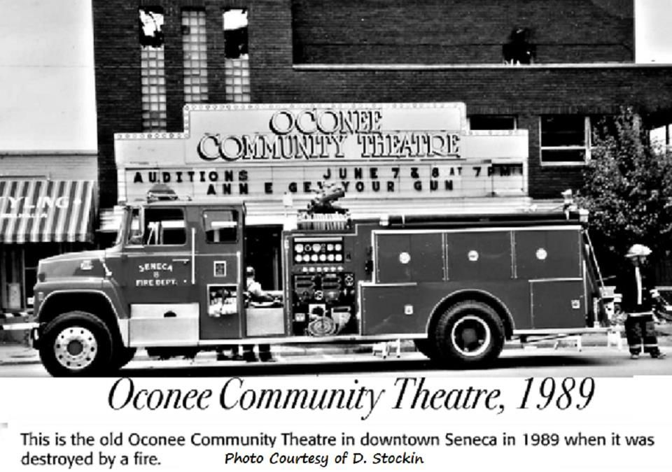 Oconee community theatre community theater oconee