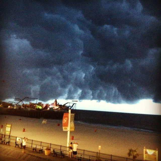 Instagrammed From Spicy On The Boardwalk In Seaside