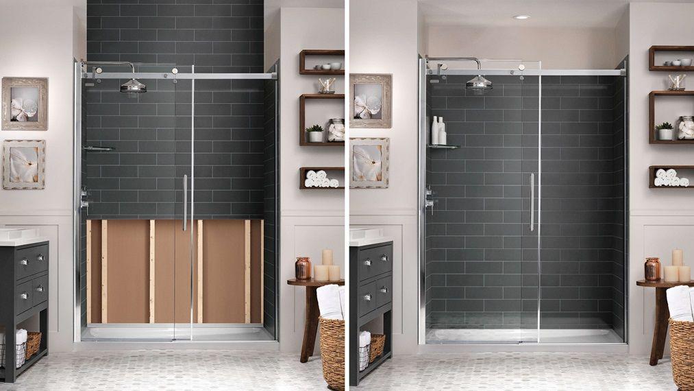 Maax Utile Installation Maax Shower Wall Panels Bathtub Walls
