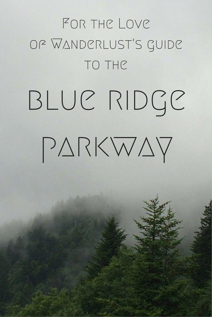 free blue ridge parkway travel guide