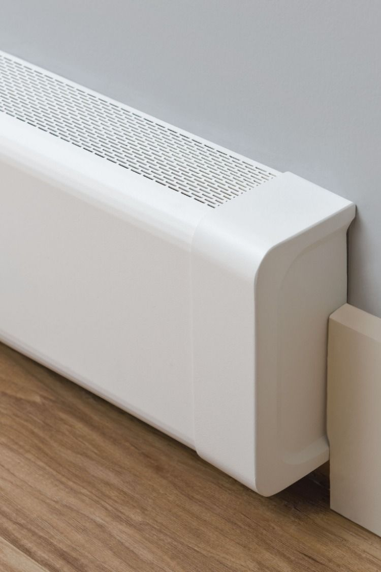 Titan Baseboard Cover 8 Foot Length 96 Inch In 2020 Baseboard Heater Heater Cover Modern Baseboards