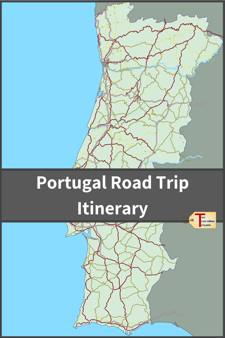 Our Amazing Portugal Road Trip Itinerary #traveltoportugal