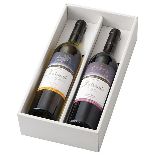 選べる星座ワイン2本セット(フランスワイン)バデ・クレマン フォーチュネイト