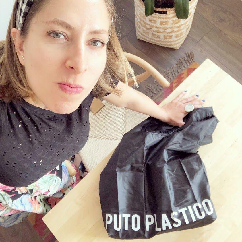 ¿Y si la bolsa de plástico fuese más sostenible que las de papel o algodón? …