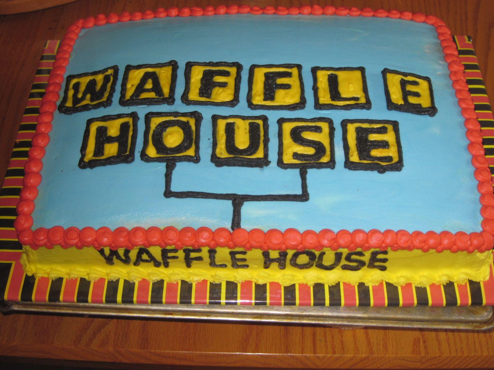 Good ole Waffle House love to eat at Waffle House
