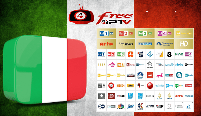 Italy free iptv m3u8 All tv, Tv channels, Best server