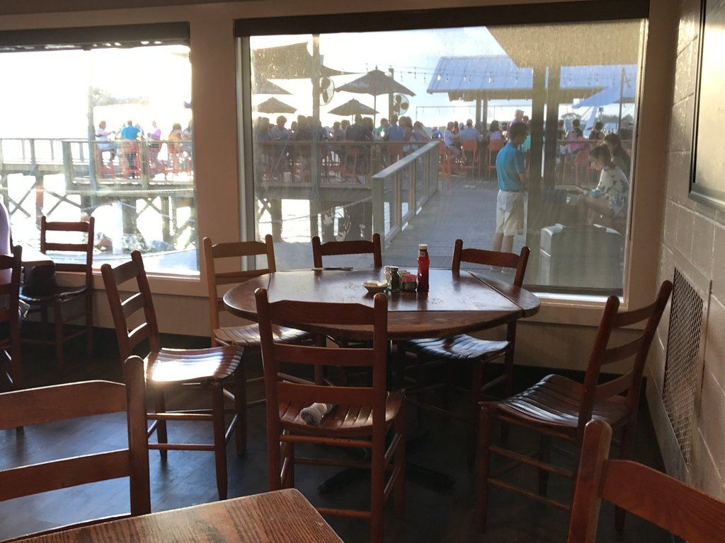 Hudsons seafood house on the docks hilton head restaurant reviews phone number