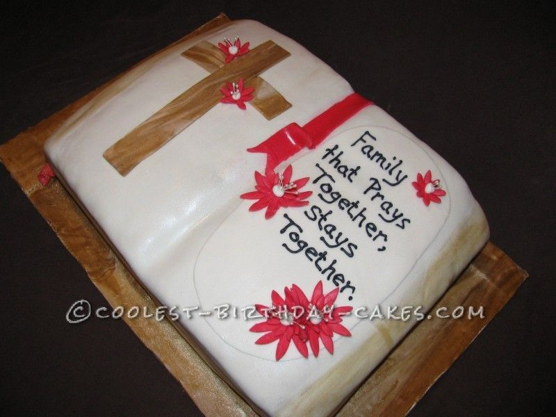 Family Reunion Bible Cake Family Reunions And Cake