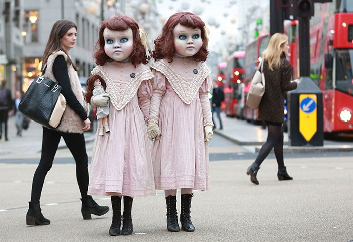 These Huge Victorian Dolls Gave London the Creeps for a Week #victoriandolls