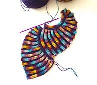 Ravelry: KnittingSuzanne's Scarf Under the Sea